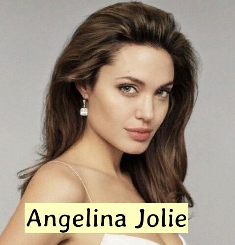 Малефисента и Анджелина Джоли